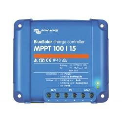 Laderegler MPPT 100/15