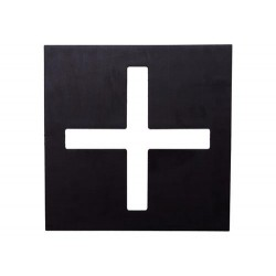 Containerschablone Kreuz