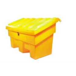 Kunststoffbehälter mit...