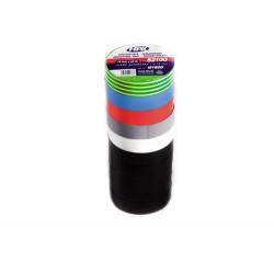 Isolierbandrollen - 6 Farben
