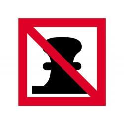 Anlegen Verboten