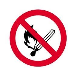 Feuer Verboten, Streichholz