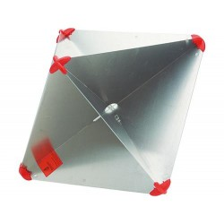 Radarreflektor - klein