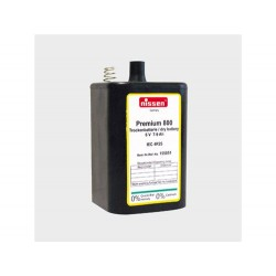 Zink-Kohle Blockbatterie -...